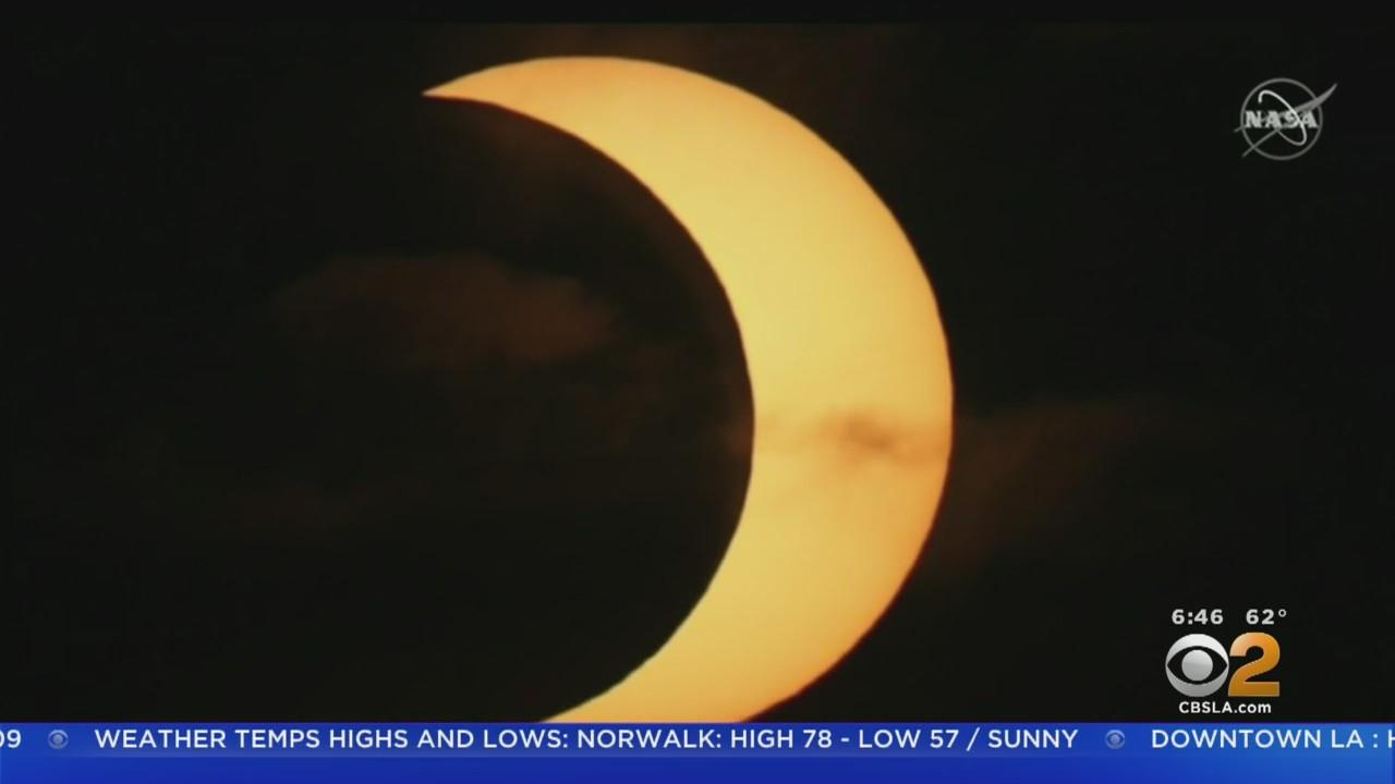 Ring Of Fire Solar Eclipse Seen Across The World