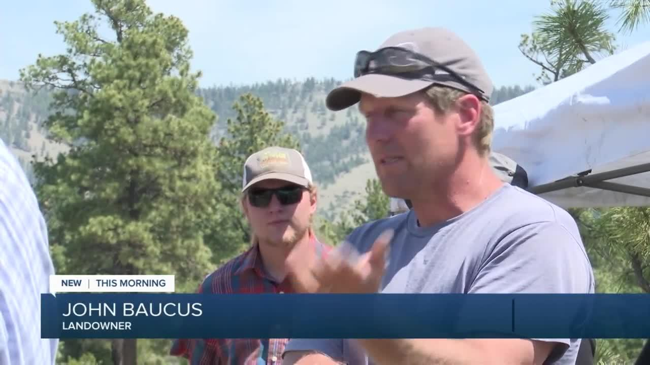 Drones used in the fight against Montana's noxious weeds