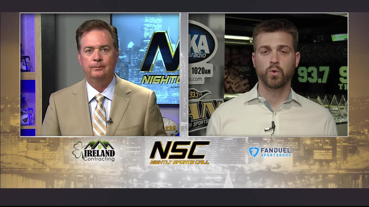 Ireland Contracting Nightly Sports Call: June 9, 2021 (Pt. 3)