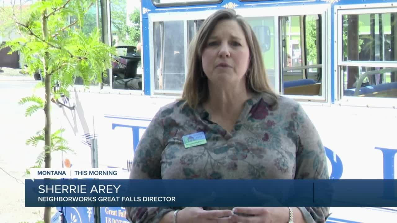 NeighborWorks Great Falls is hosting a free trolley ride