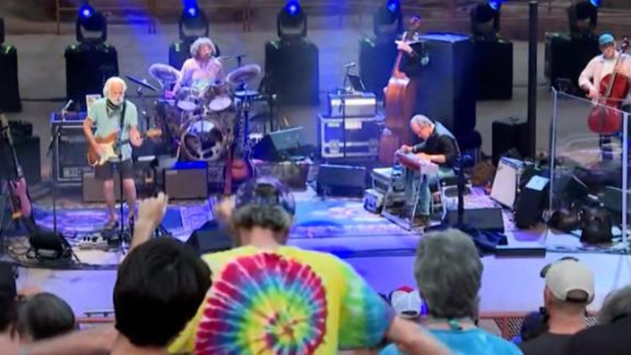 Live concerts signal a return to pre-pandemic normalcy