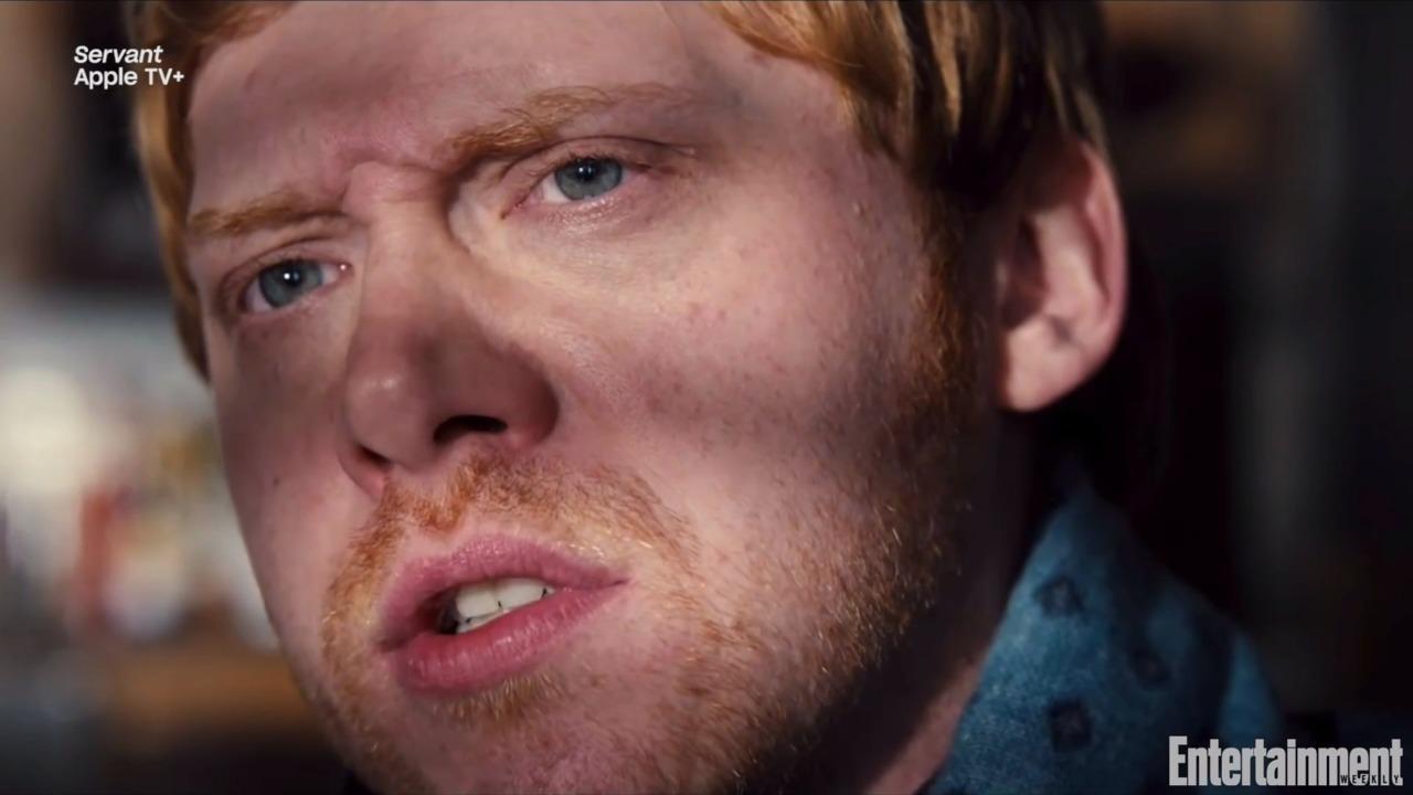 Rupert Grint Didn't Originally Like His 'Servant' Character
