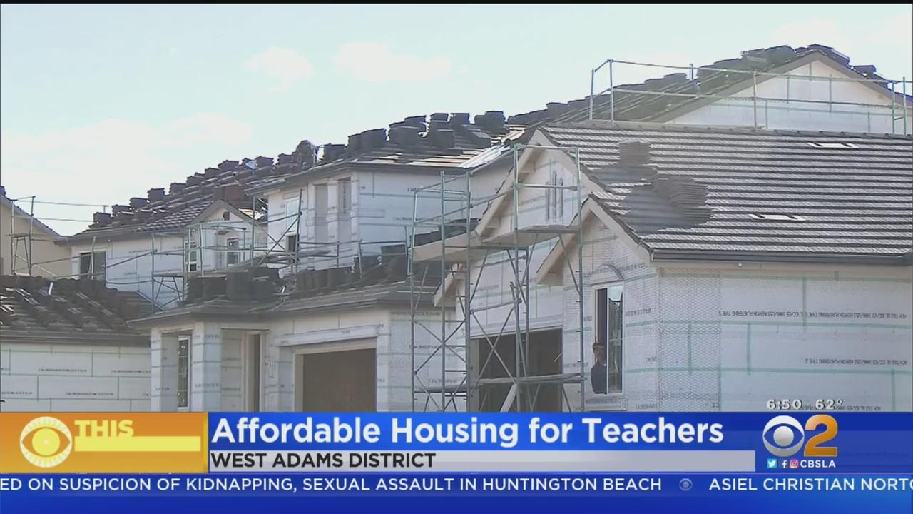 LAUSD Launches Affordable Housing Effort For Teachers