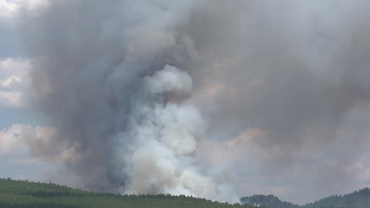 Montana, federal leaders warn of above-average wildfire season