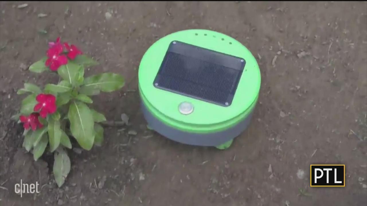 Tech Center: Gardening Gadgets