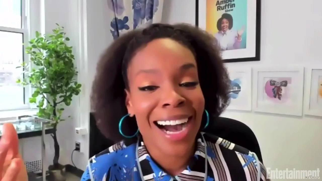 Amber Ruffin On Launching Her Show Without An Audience