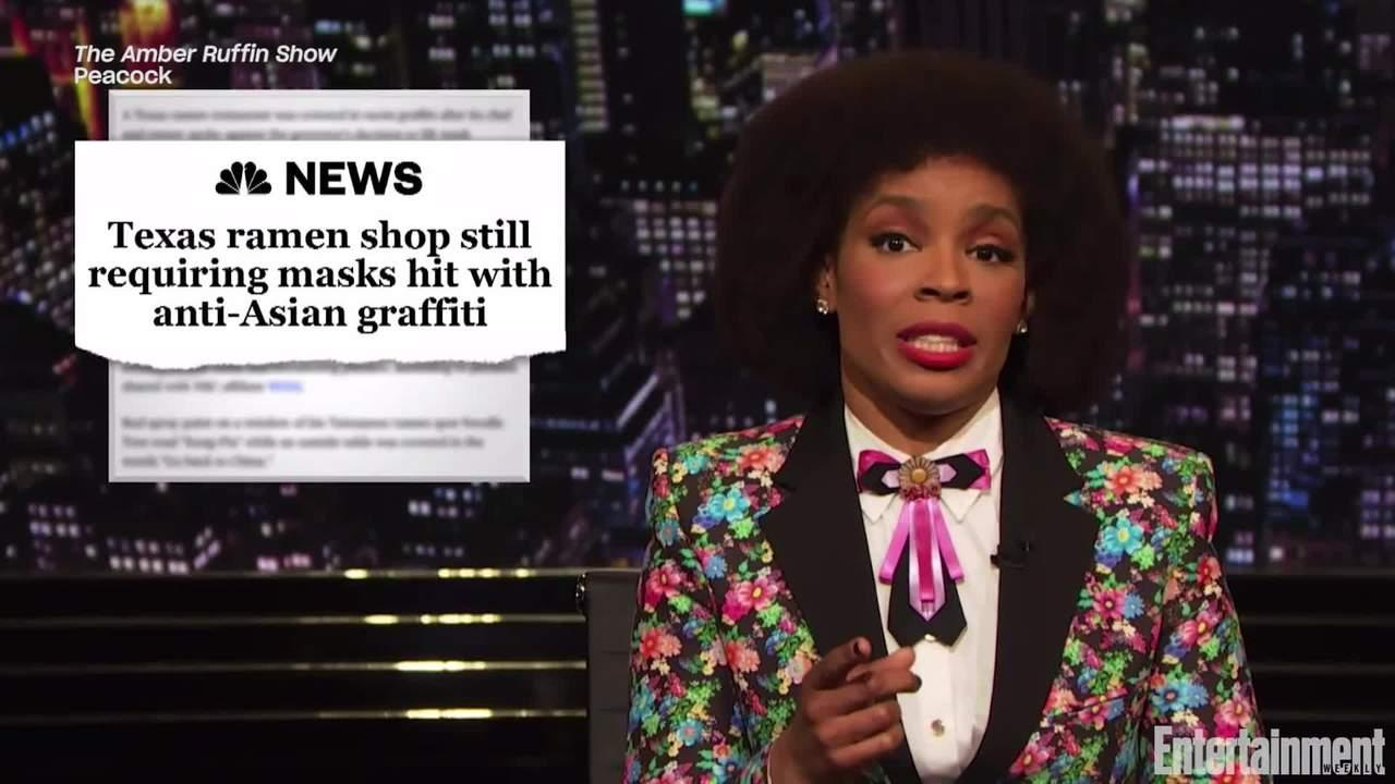 Amber Ruffin Takes Us Through 'How Did We Get Here'