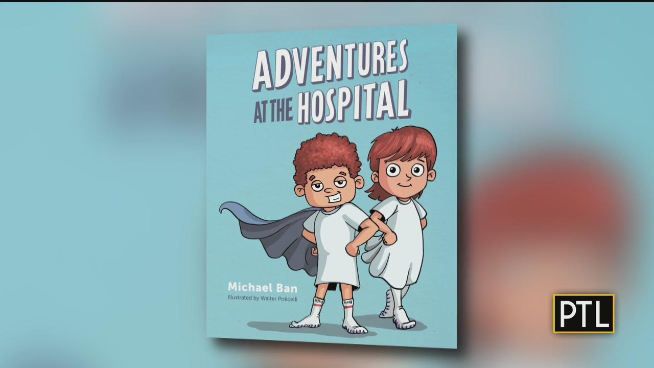 Something Good: 'Adventures At The Hospital' Book