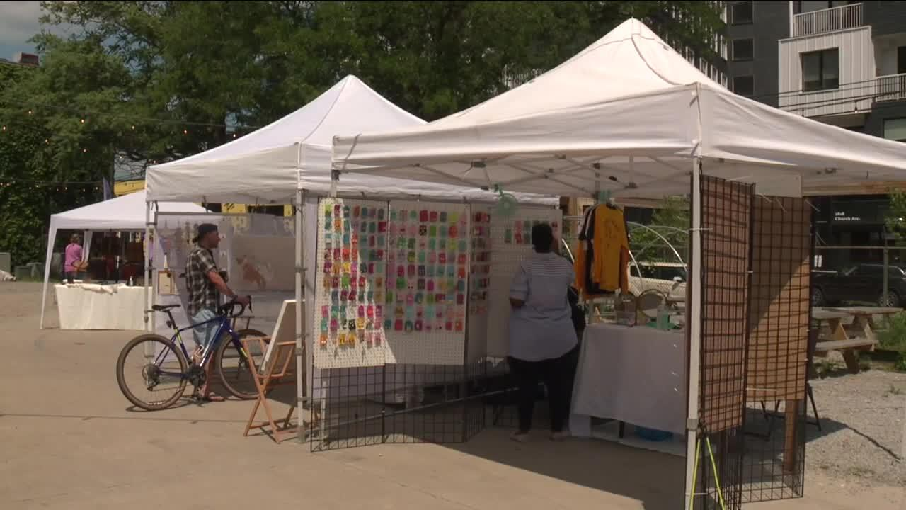 Maker Town Market brings homemade goods to Ohio City every Sunday