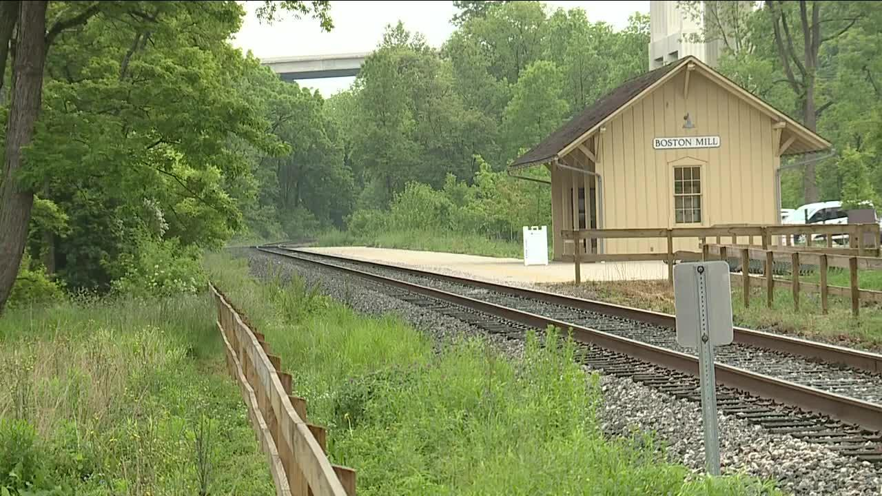 Summer fun at the Cuyahoga Valley National Park