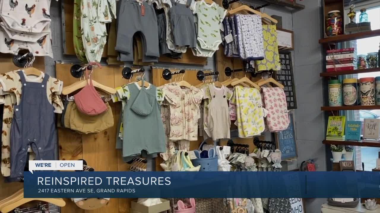 Reinspired Treasures in Grand Rapids