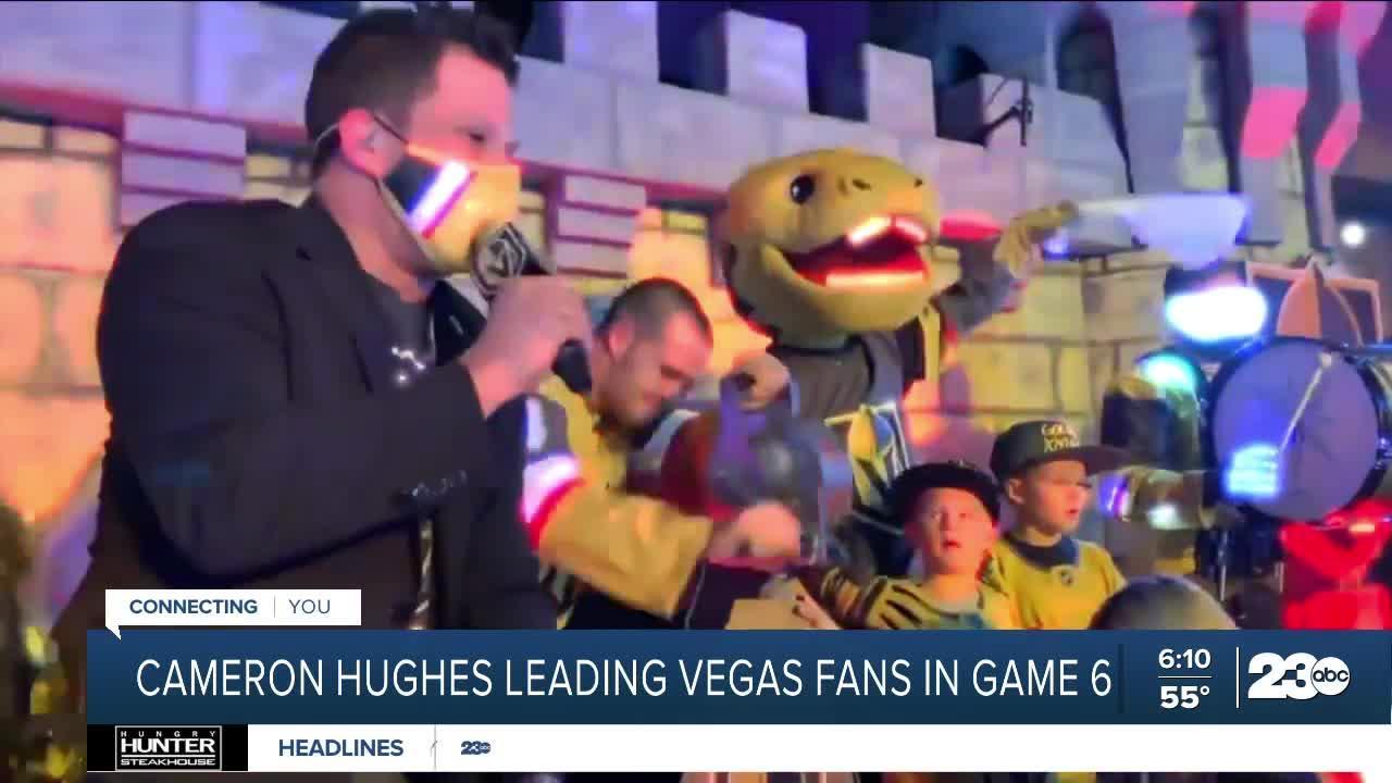 King of Cheer takes to Vegas