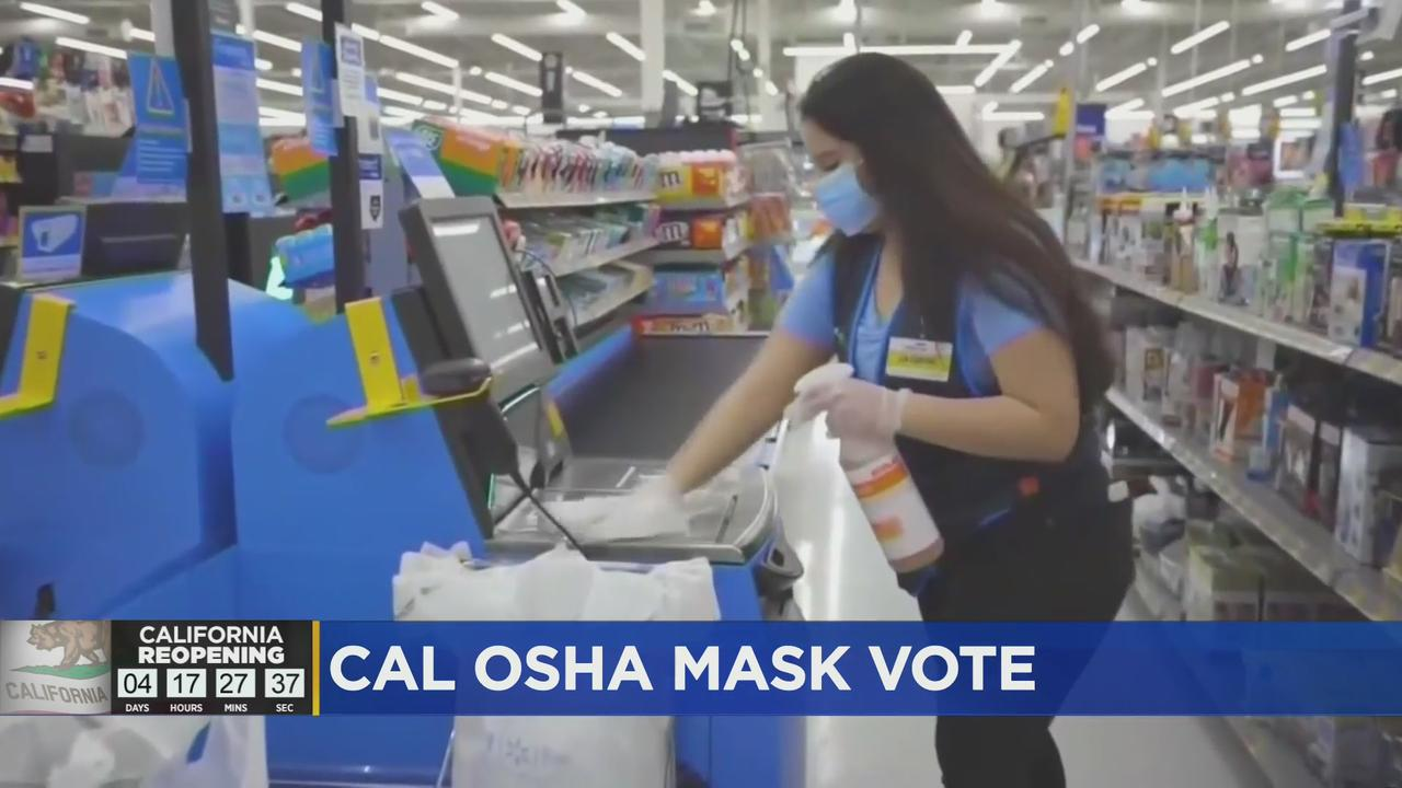 COVID Reopening: Cal/OSHA Withdraws Controversial Work Mask Rules