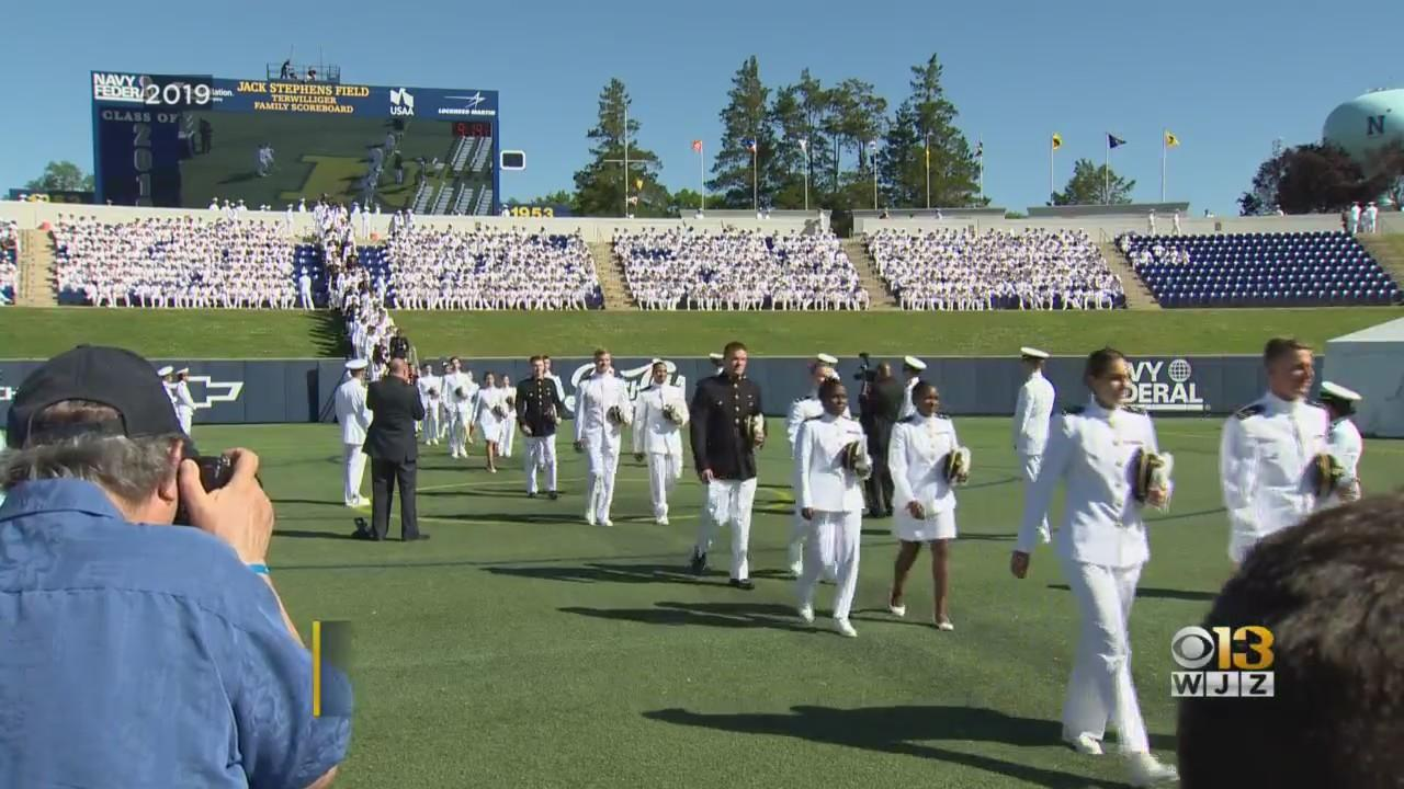 US Naval Academy Induction Day, Oath Of Office Ceremony Will Be Open To Families