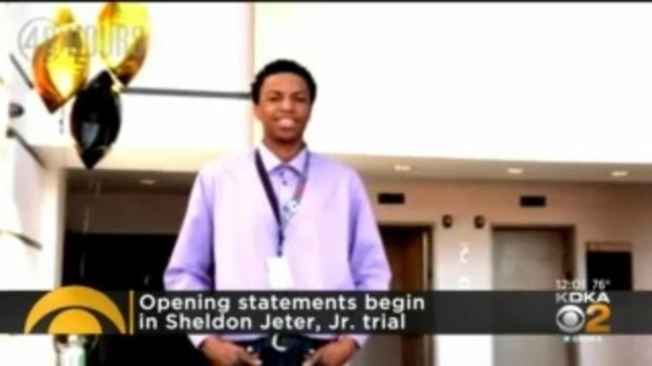 Opening Arguments Get Underway In Sheldon Jeter Trial