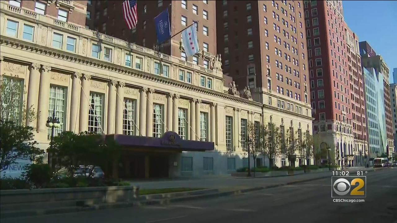 Chicago Hilton Reopening Thursday