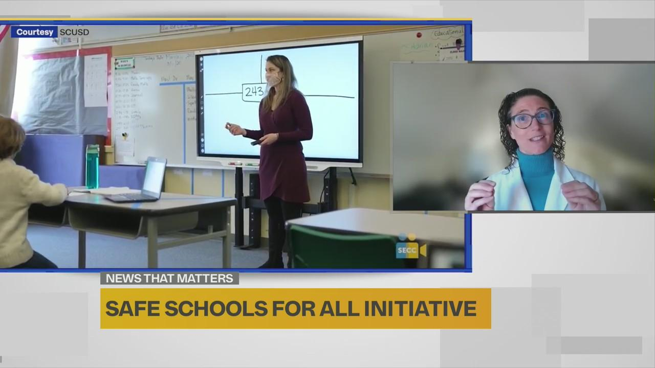 CDPH discusses Safe Schools for All initiative