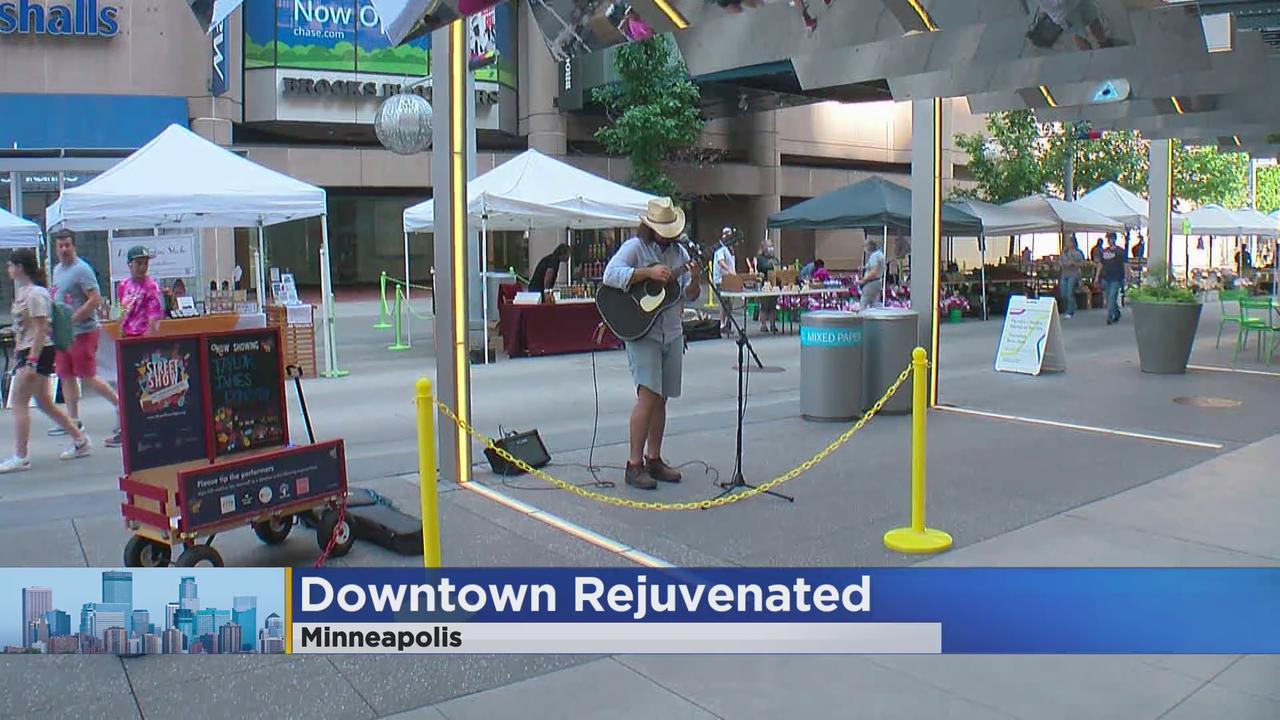 Farmers Market, Events Return To Downtown Minneapolis