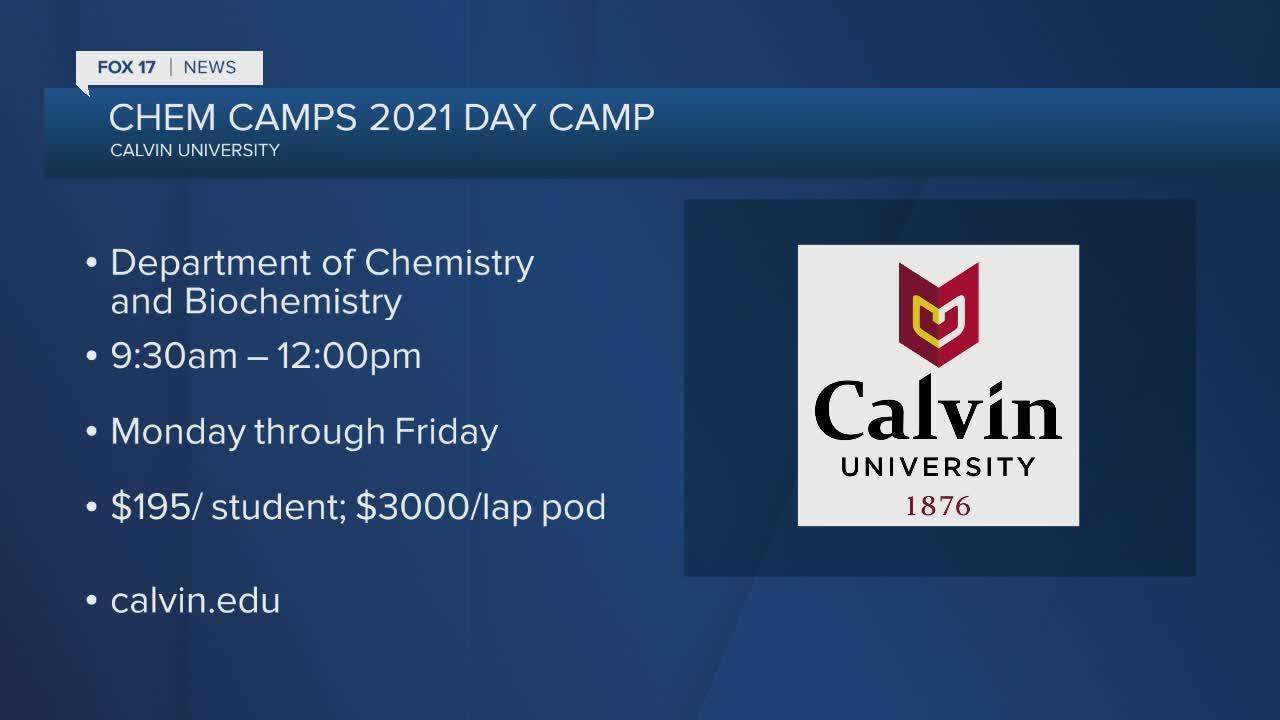2021 Chem camps!