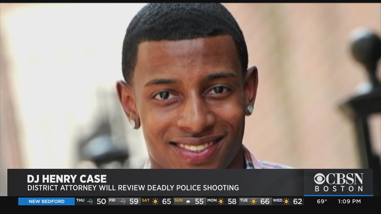 Winchester District Attorney Will Review Deadly Police Shooting In DJ Henry Case