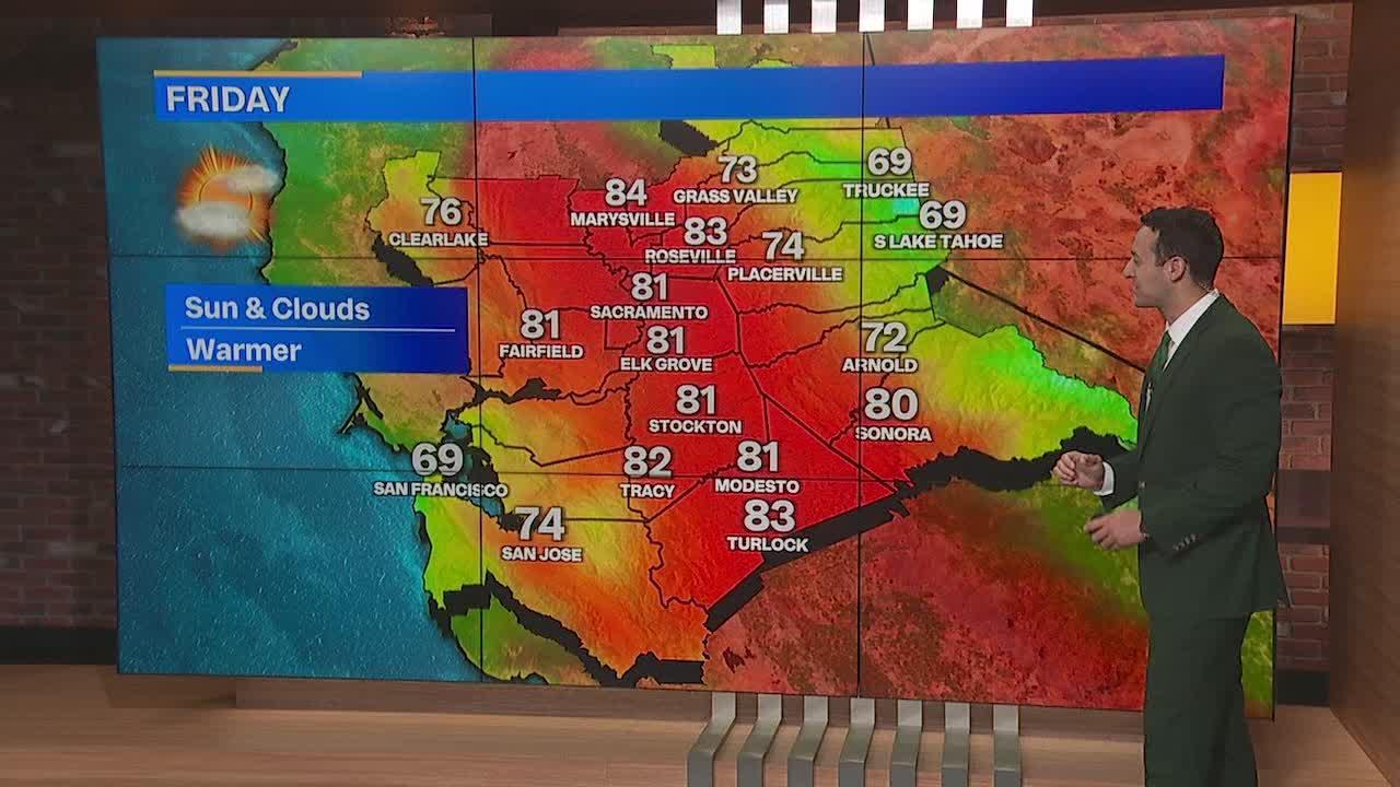 Morning Forecast - June 10