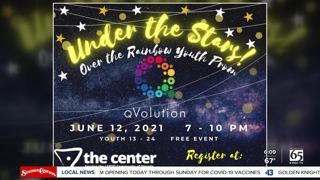 The Center hosts free youth prom Saturday