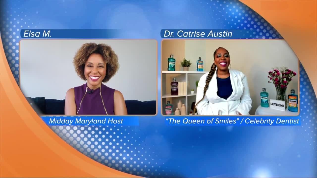 Listerine - Dental Tips with Dr. Catrise Austin