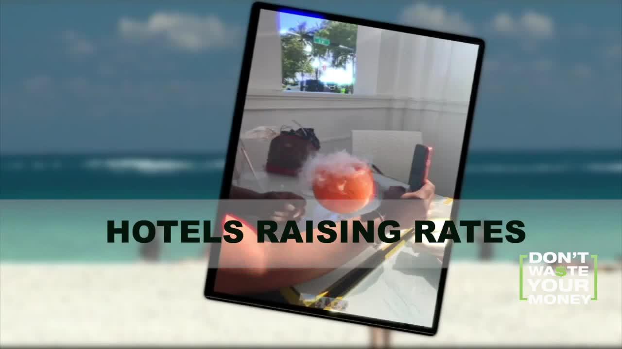 Hotels Raising Rates in 2021