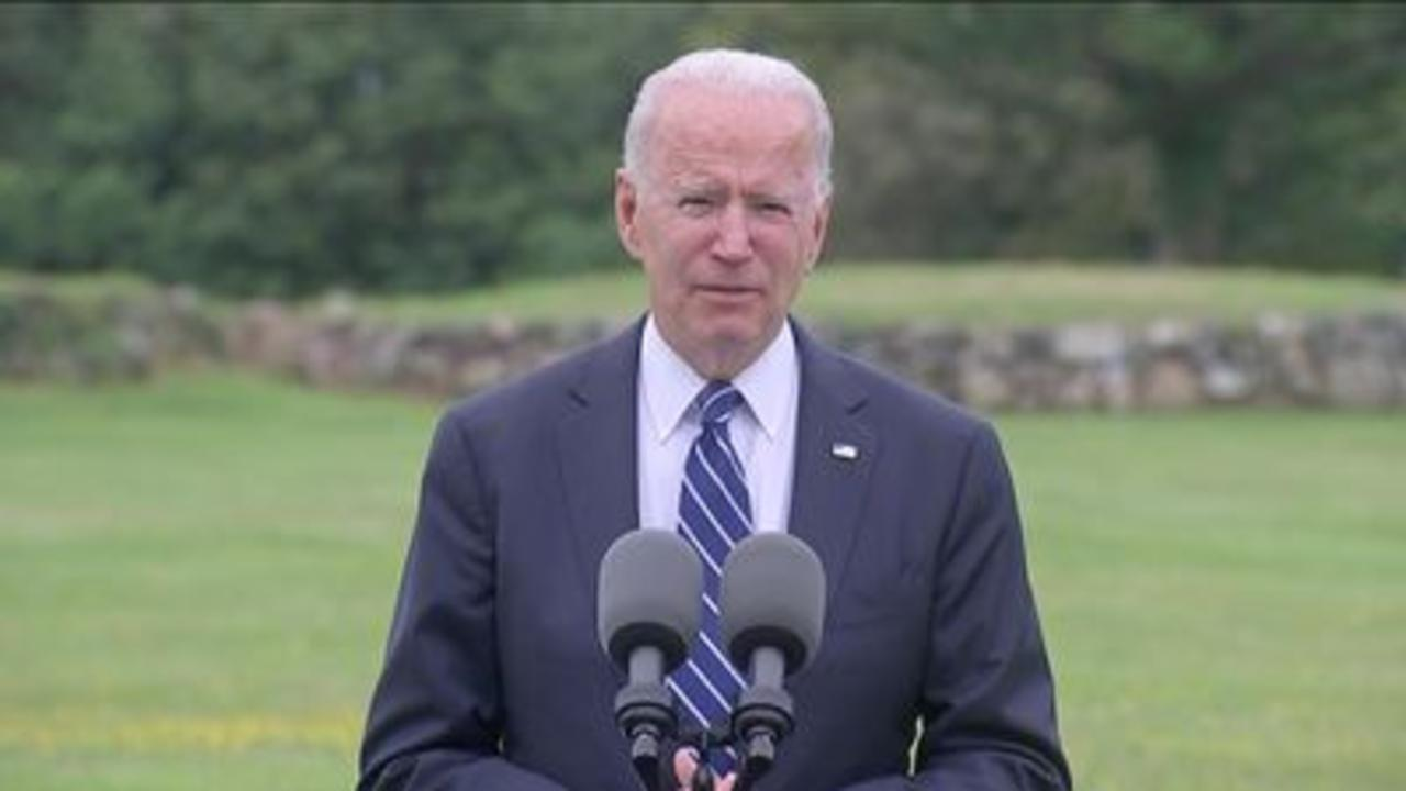 Biden: 'Special relationship affirmed'