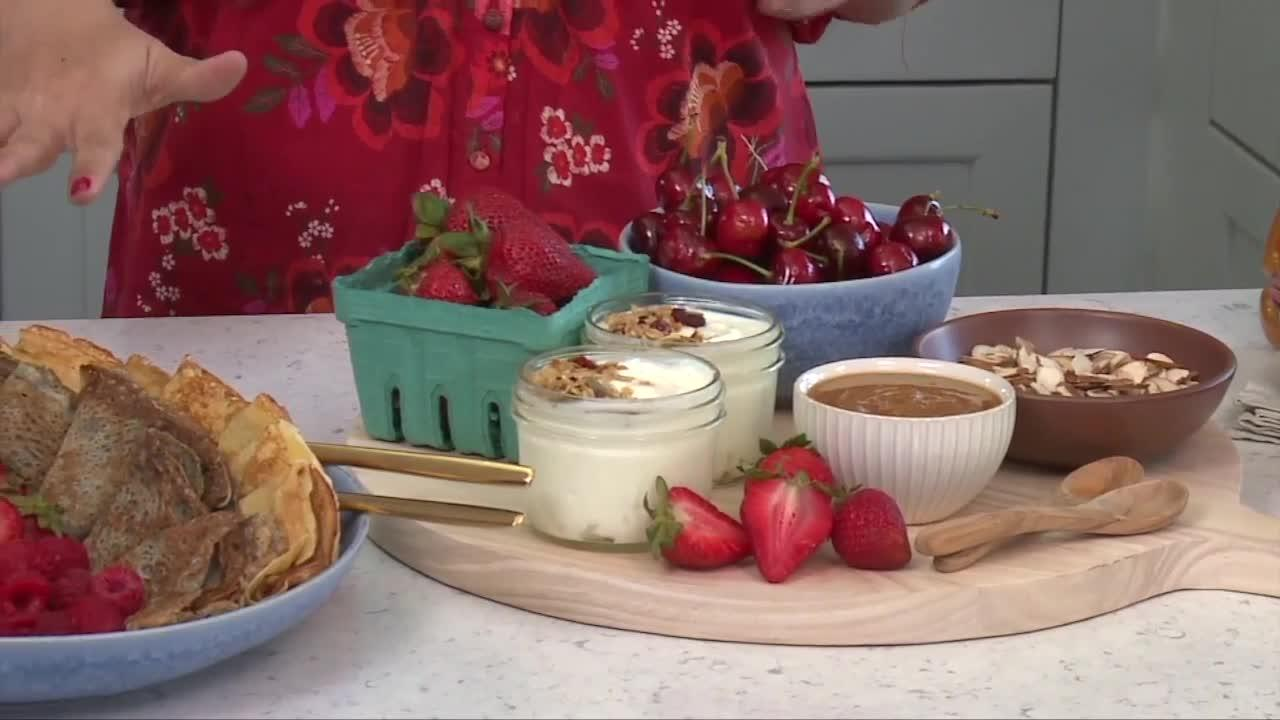 Carly Knowles - The Nutritionist's Kitchen