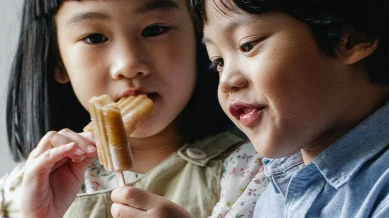 Here are some healthier snack options for kids