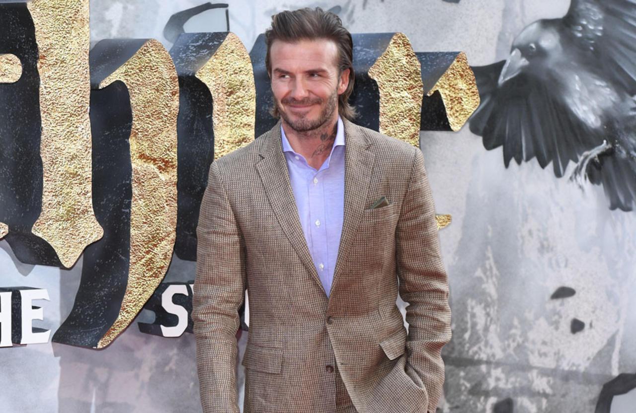 David Beckham eyeing up $14 million 'super yacht'
