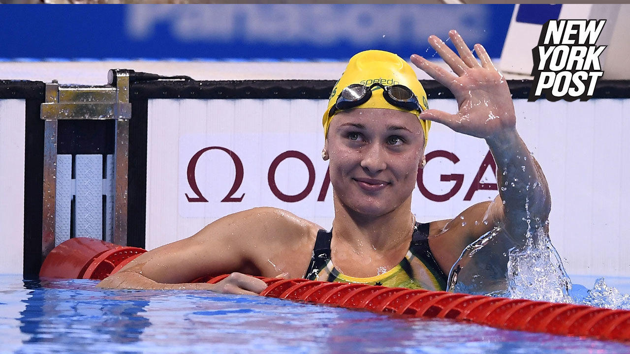 Swimmer Madeline Groves quits Olympic trials over 'perverts'