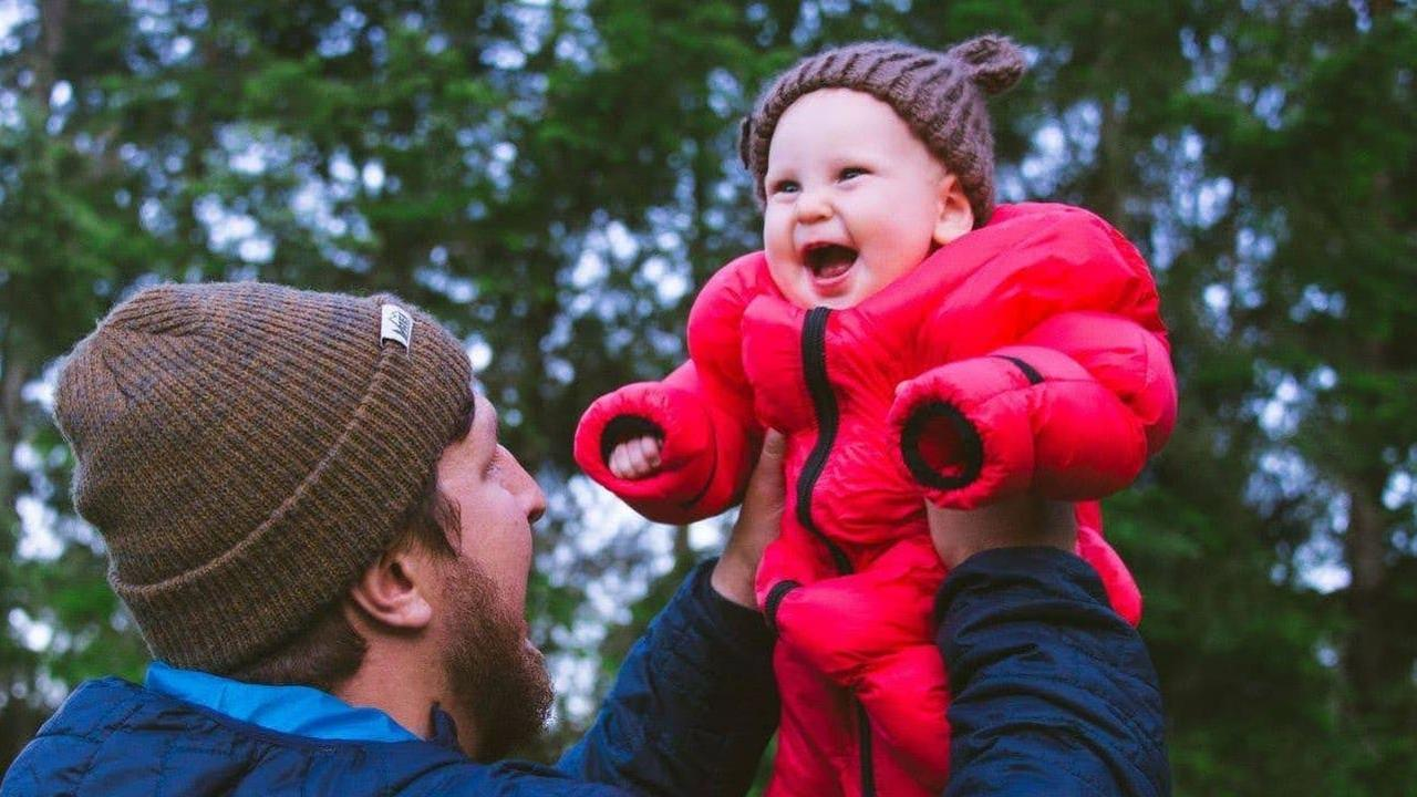 These adorable baby sleeping bags are so cozy