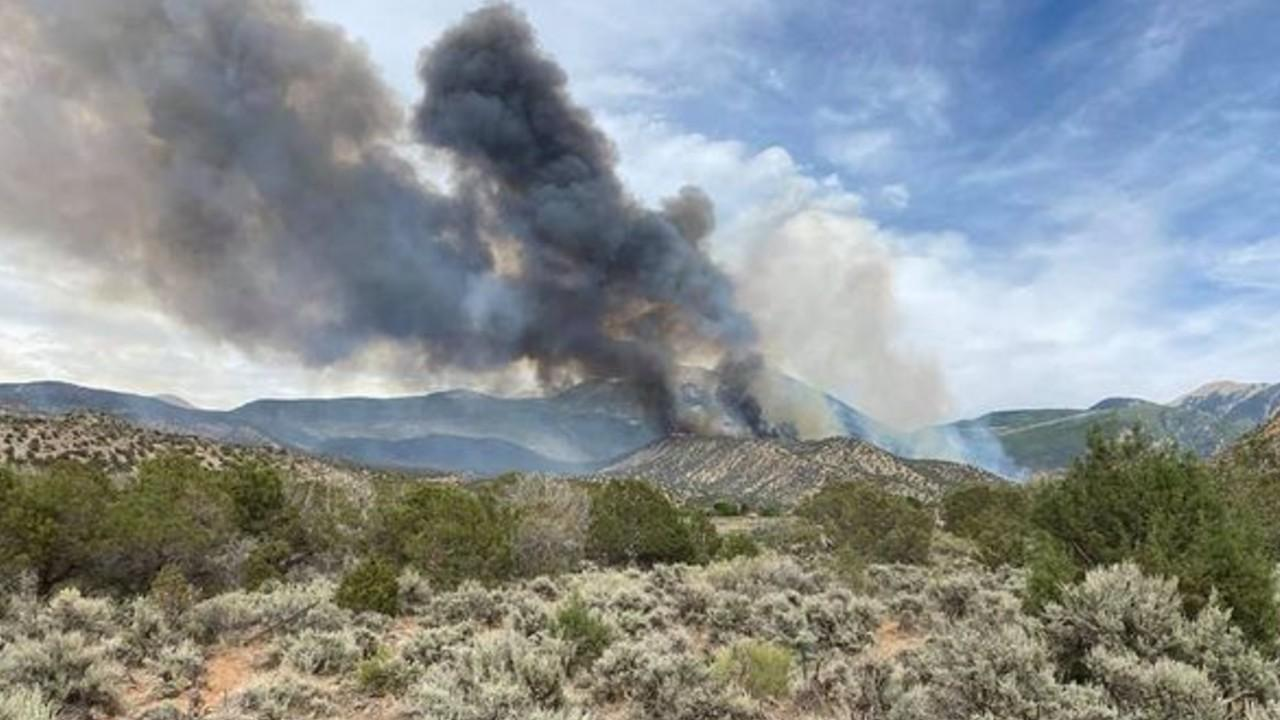 Officials give updates on Pack Creek, Bear Fires