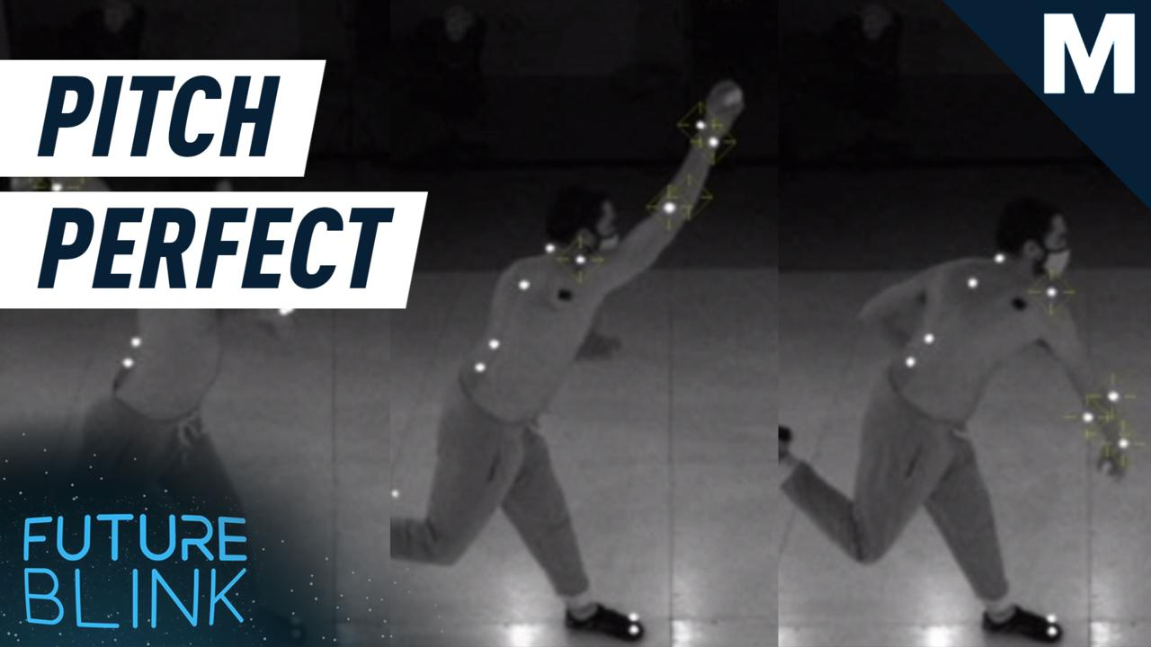 MIT's baseball pitching coach can improve your game...with motion capture tech — Future Blink