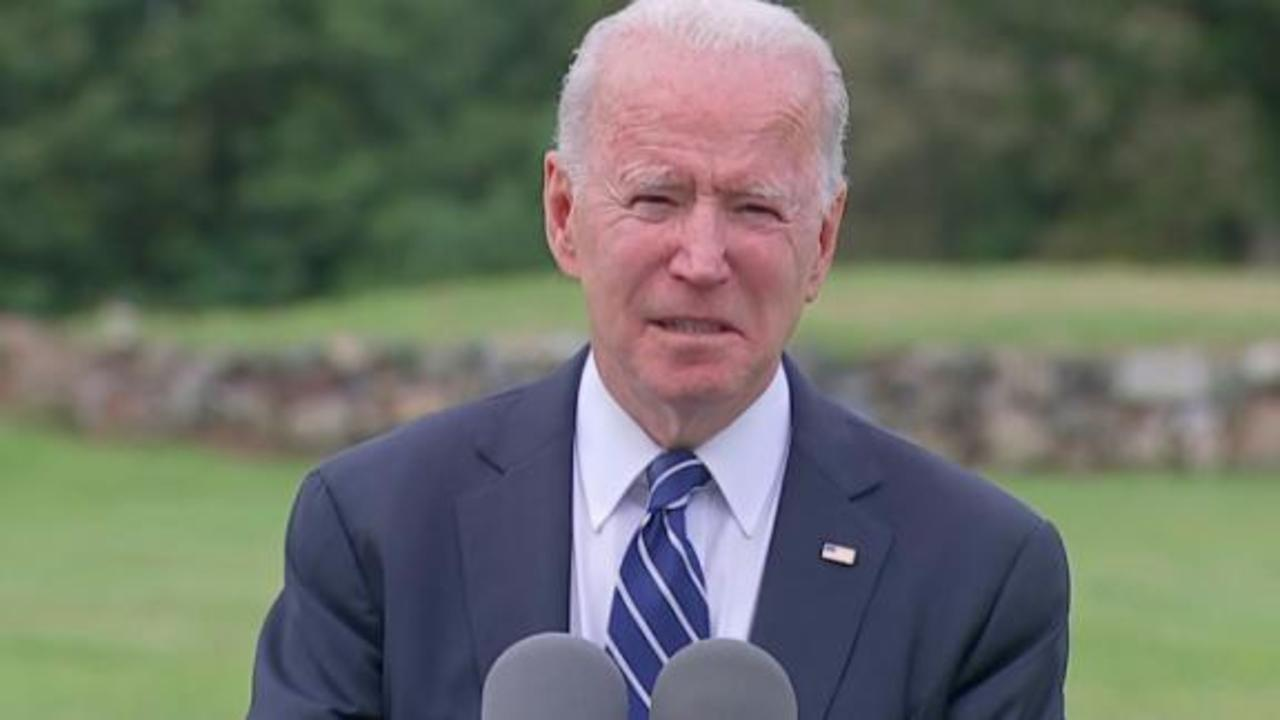Biden announces purchase and donation of 500M Pfizer vaccines