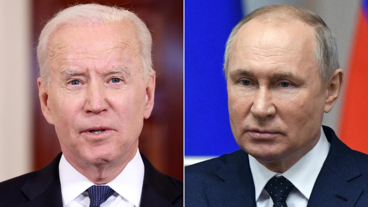 Putin sends message ahead of Biden meeting