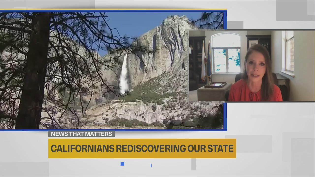 Locals, tourists expected to explore California as state reopens