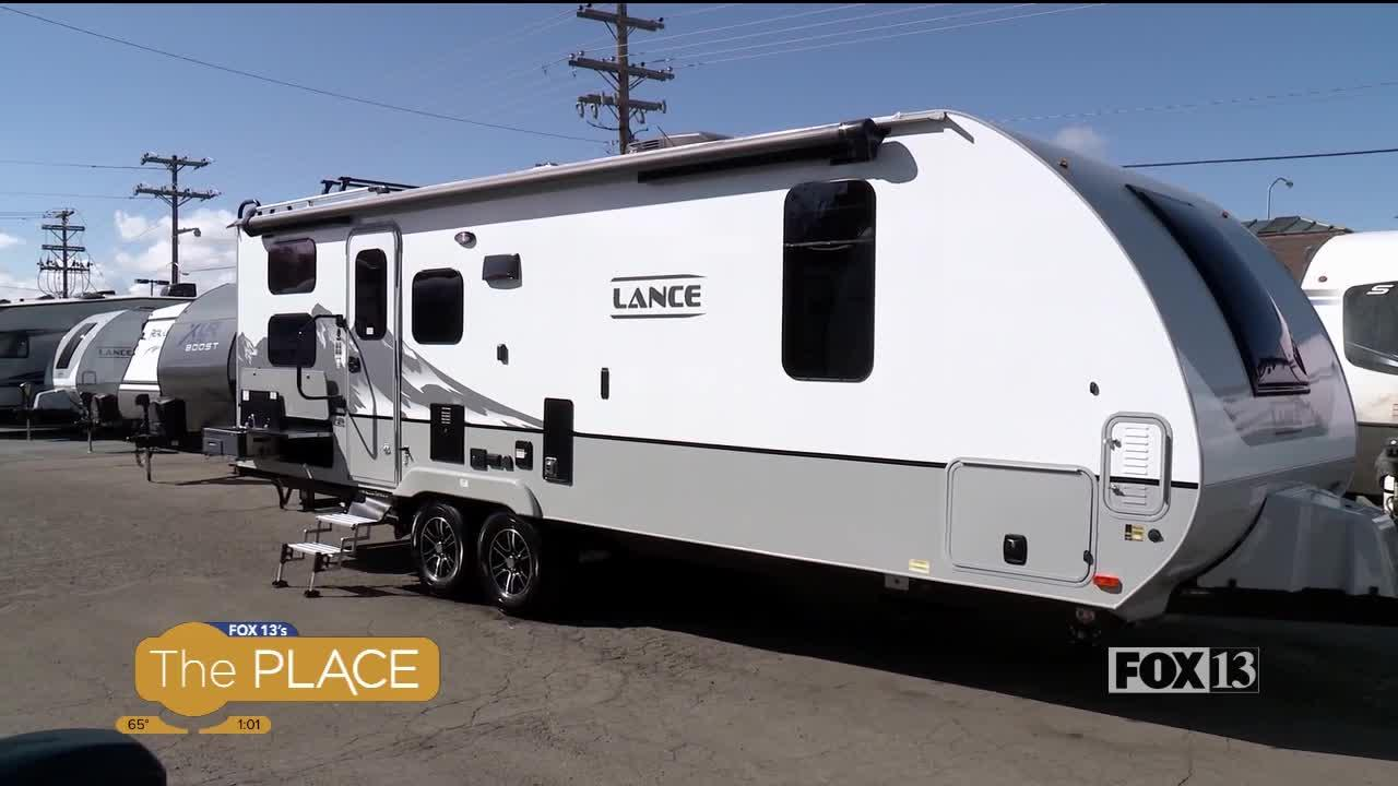 When it comes to brands of RV's, Lance is as good as it gets