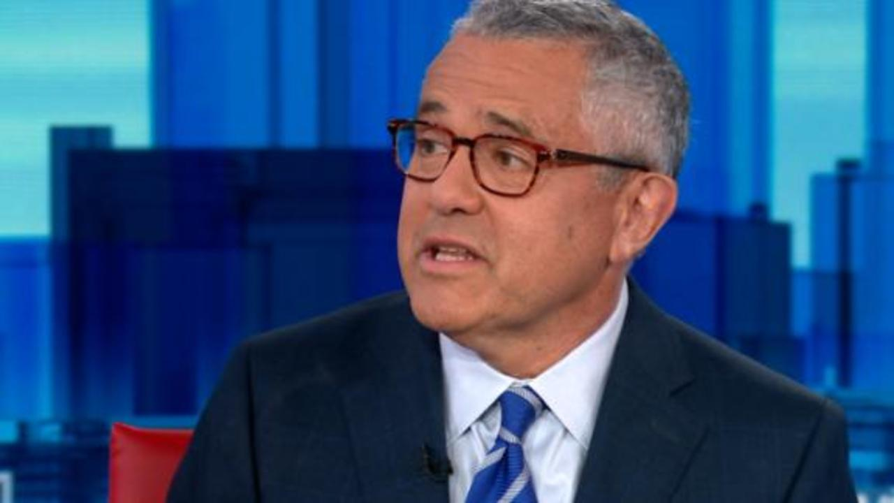 Jeffrey Toobin on his CNN leave and New Yorker termination