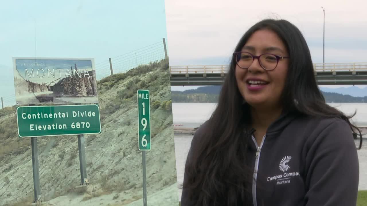 AmeriCorps leader leaves lasting impacts on Montana