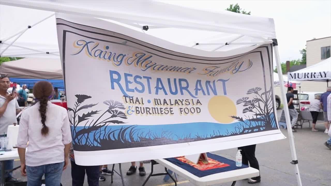 Southside restaurant donates money to people in Myanmar