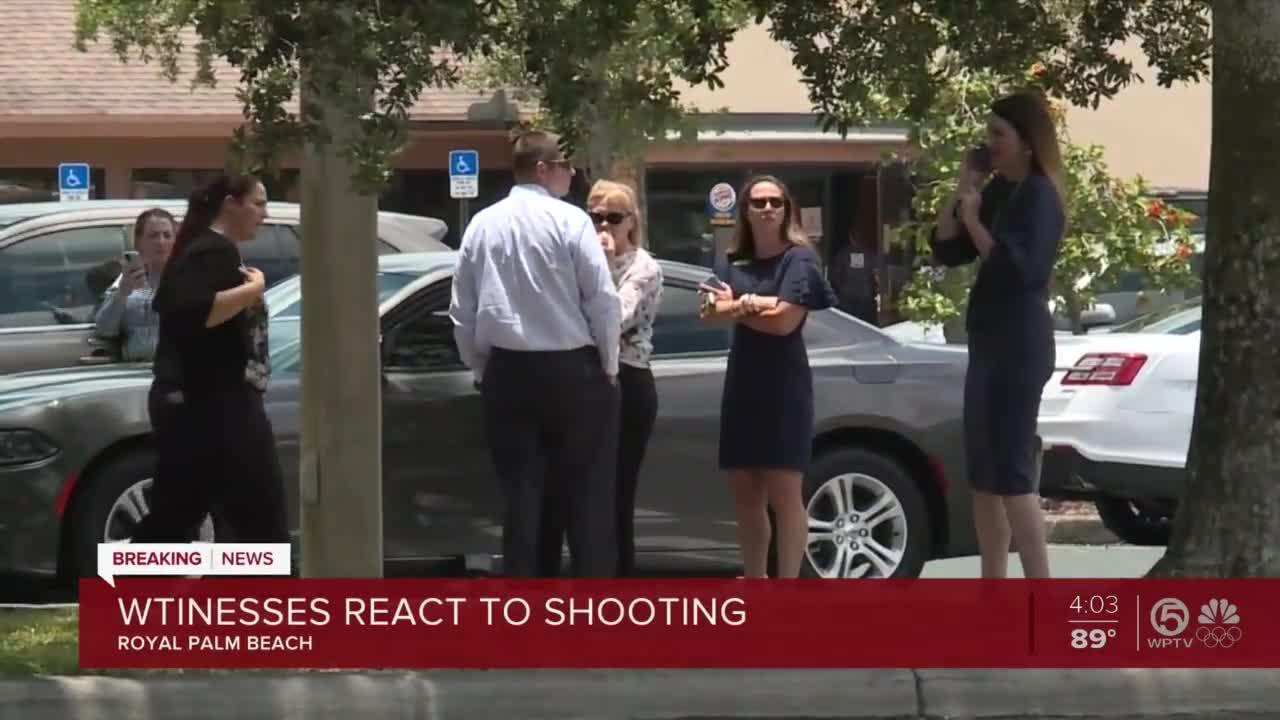Witnesses describe chaotic scene of deadly Publix shooting