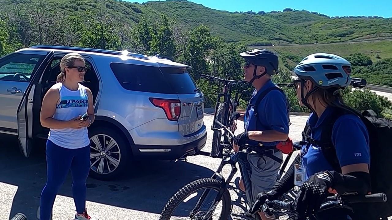 Volunteers help Draper police patrol neighborhoods, trails