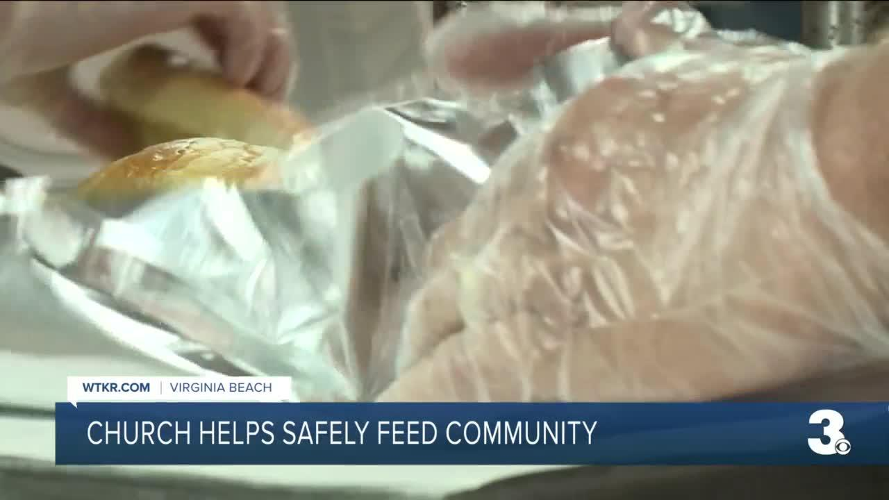 Virginia Beach church finds multiple ways to fight hunger