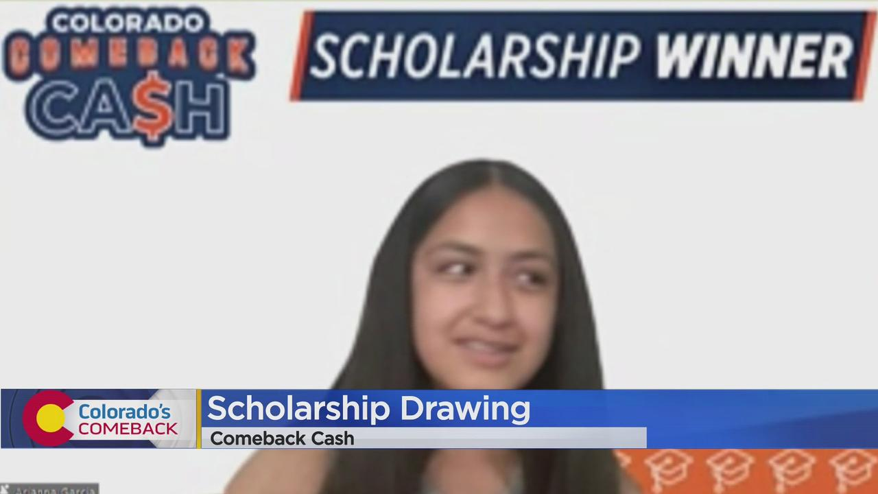 Colorado Comeback Cash: First 5 Students Awarded $50,000 Scholarships
