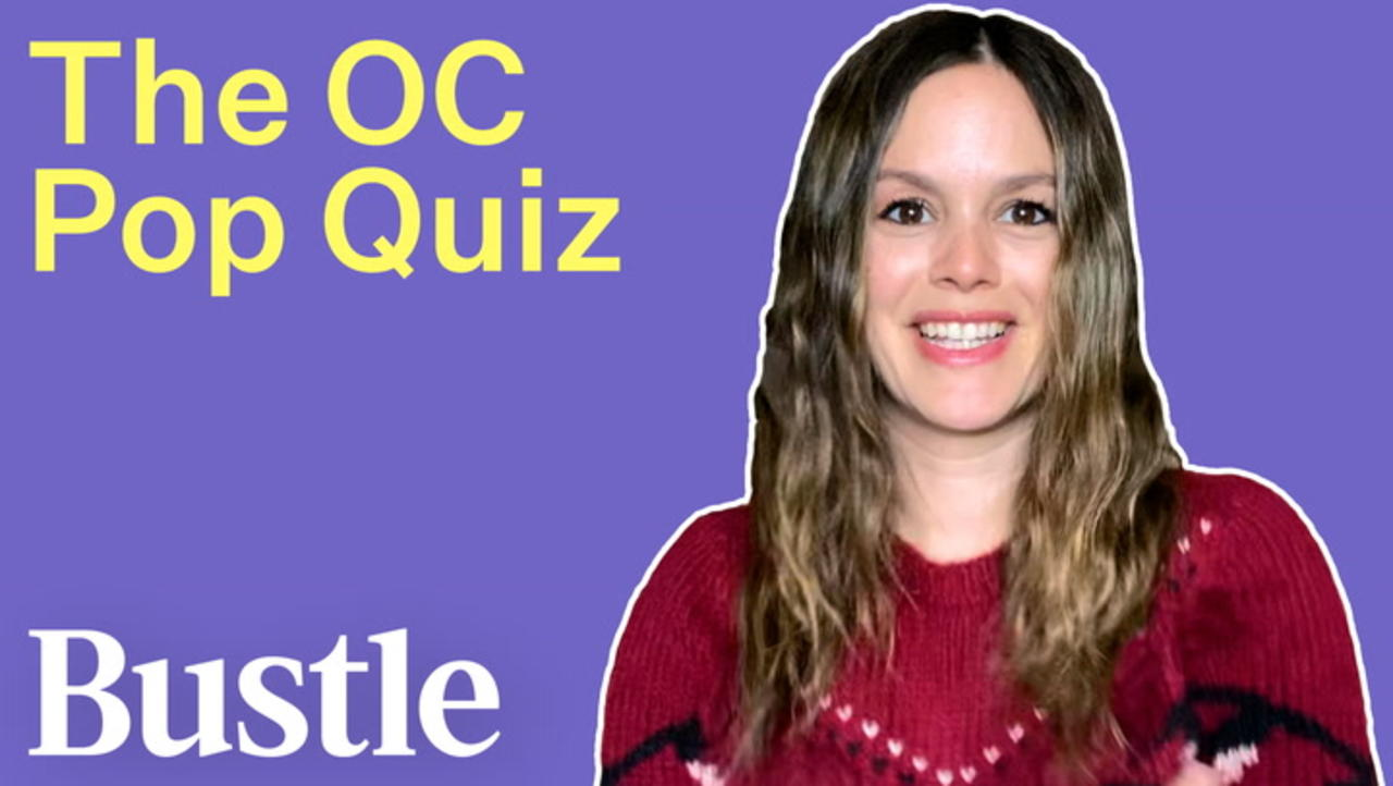 Rachel Bilson And Melinda Clarke Test Their 'O.C.' Knowledge