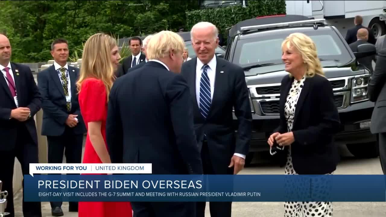 Biden pledges 500M doses, calls on world leaders to join him