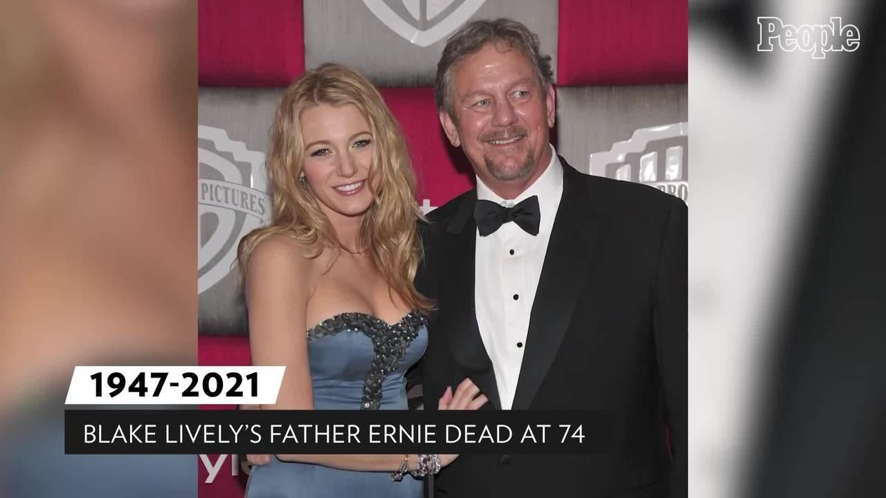 Ernie Lively, Blake Lively's Father and Sisterhood of the Traveling Pants Actor, Dead at 74